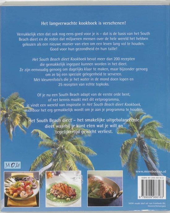 south beach dieet recepten