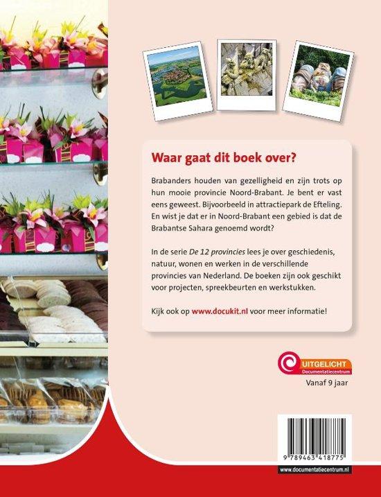 Bolcom De 12 Provincies Noord Brabant 9789463418775 Truus