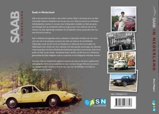 saab in nederland boek