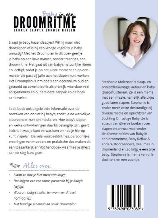 bol com | Baby in een droomritme, Stephanie Molenaar - Lampe