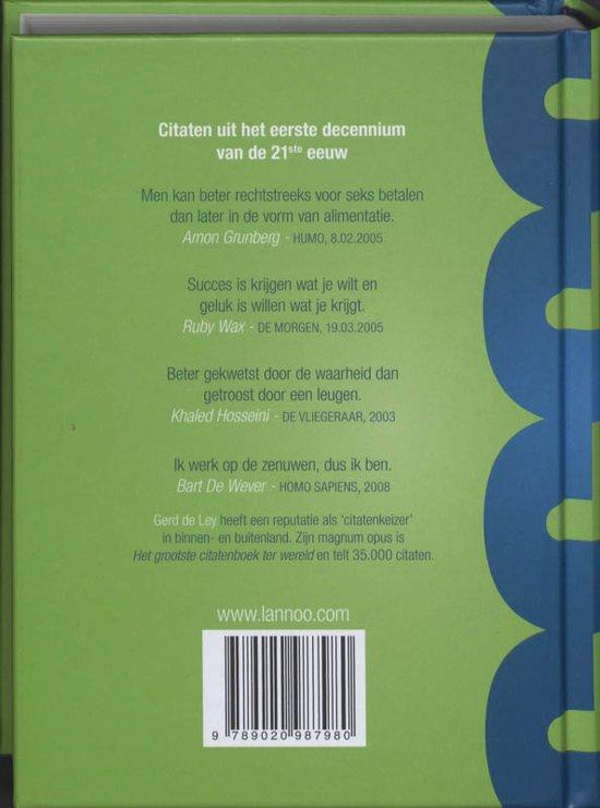 Citaten Filosofen Geluk : Bol het groot citatenboek van de ste eeuw gerd de ley