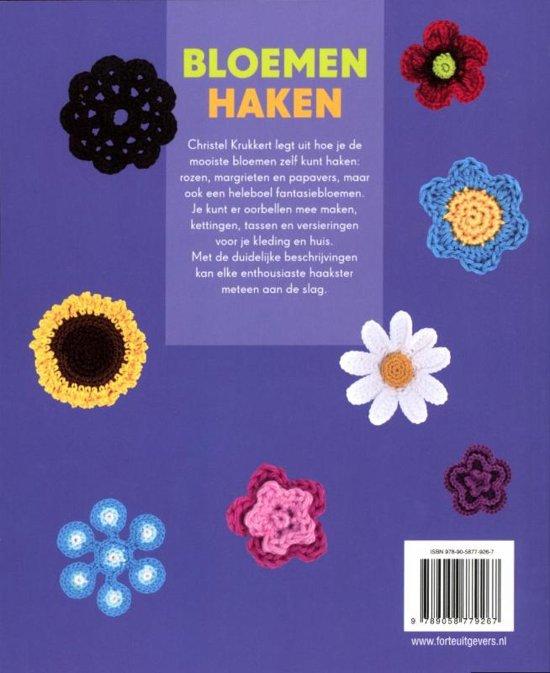 Bolcom Bloemen Haken Christel Krukkert 9789058779267 Boeken