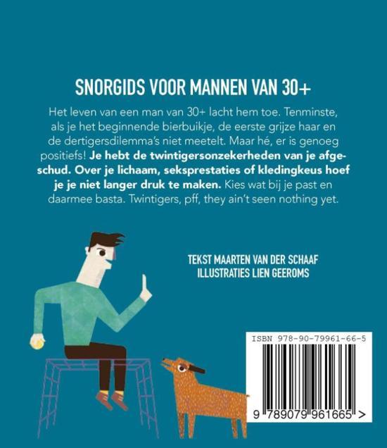 Extreem bol.com | Snorgids voor mannen van 30+, Maarten van der Schaaf  #CC34