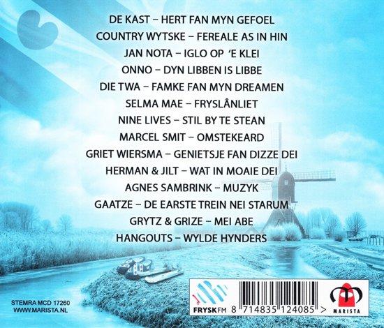 Bolcom De Hits Fan Frysk Fm Dl 2 Diverse Artiesten Cd