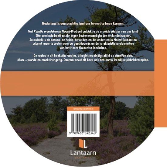 Bolcom Rondje Wandelen In Noord Brabant 9789463542340 Boeken