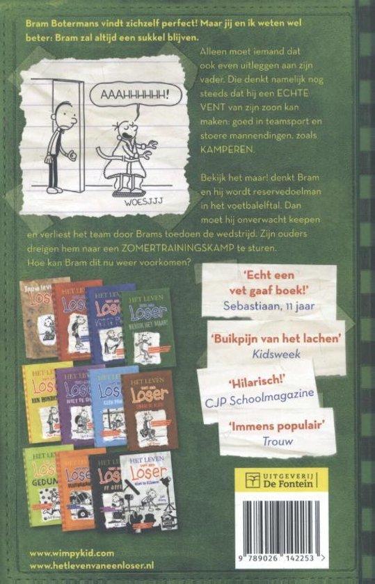Bol Com Het Leven Van Een Loser 3 Bekijk Het Maar Jeff Kinney 9789026142253 Boeken