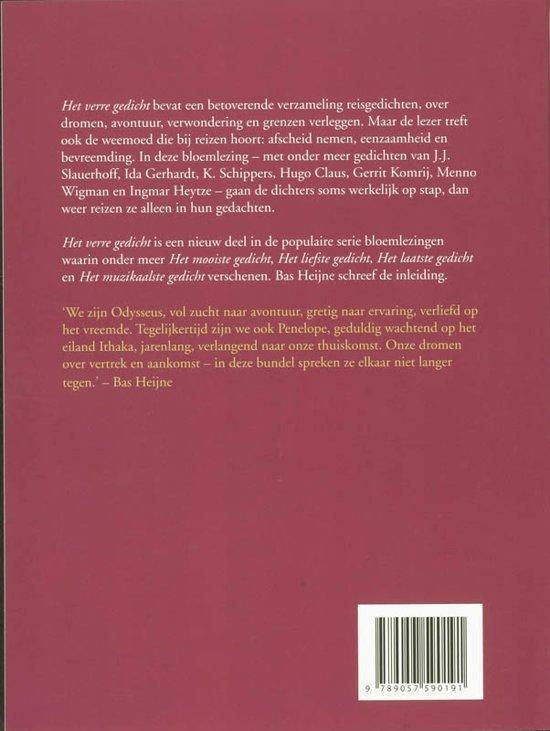 Bolcom Het Verre Gedicht Nvt 9789057590191 Boeken