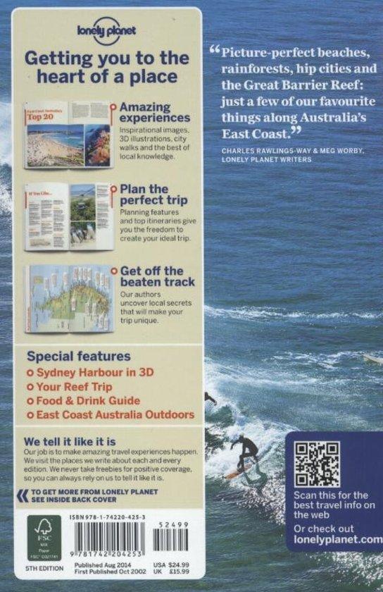 | Lonely Planet East Coast Australia, Charles
