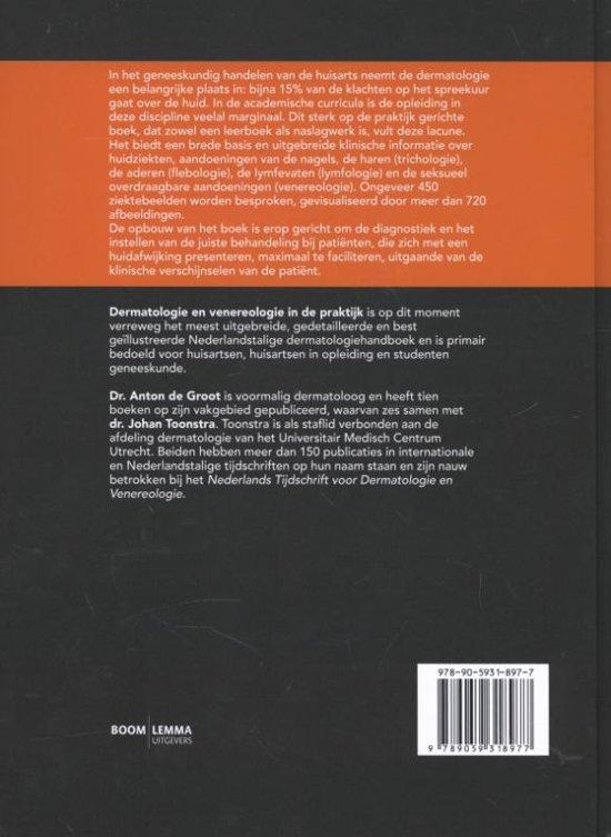 handboek dermatologie