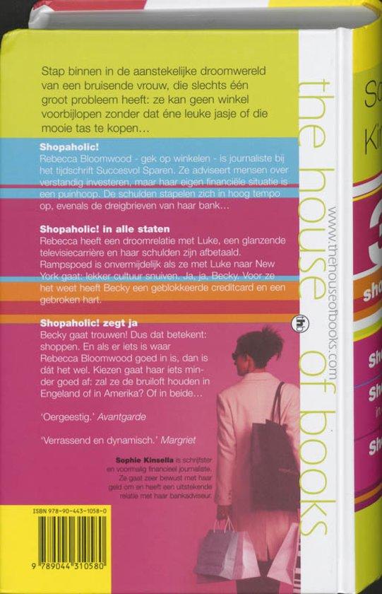 8af2dc9b97d bol.com | Shopaholic ! omnibus, Sophie Kinsella | 9789044310580 | Boeken