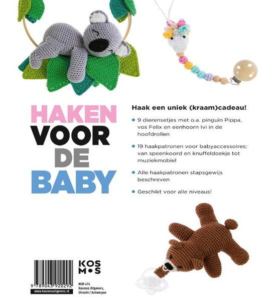 Fabulous bol.com | Haken voor de baby, Rosanne Briggeman | 9789043920292 #ZI41