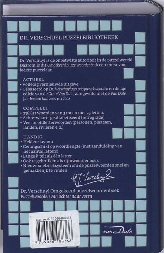 van dale puzzelwoordenboek online