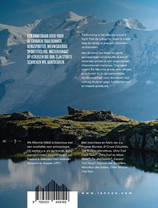 753a0011869 bol.com | The Holy Trail, Rik Merchie | 9789401449199 | Boeken