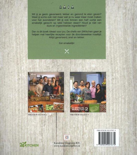 kookboek 24kitchen de makkelijke maaltijd