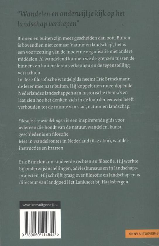 Filosofische Citaten Muziek : Bol.com filosofische wandelingen 9789050114844 eric brinckmann