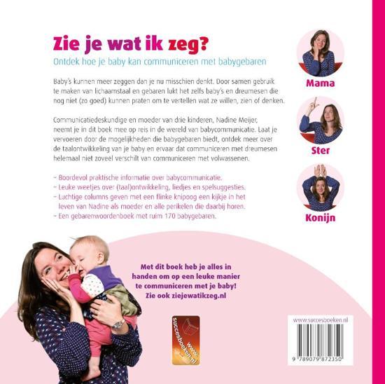 babygebaren boek