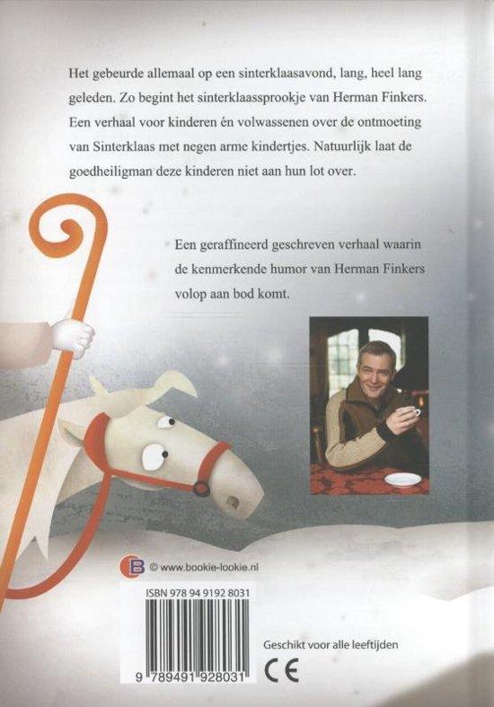 Bolcom Sinterklaas Herman Finkers 9789491928031 Boeken