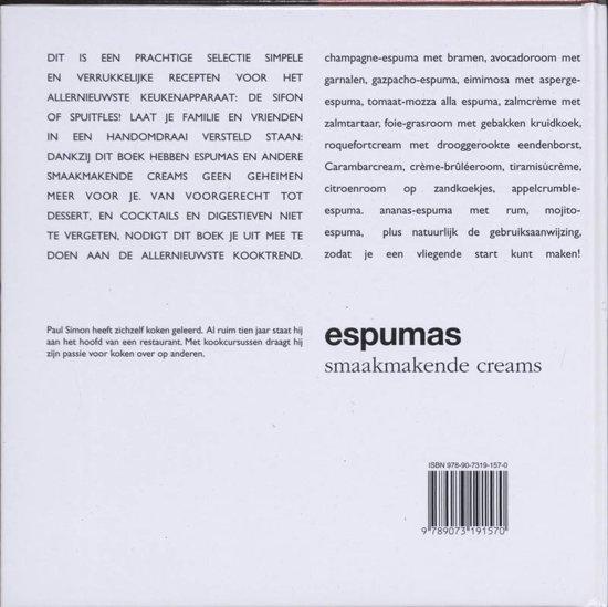 kookboek espuma