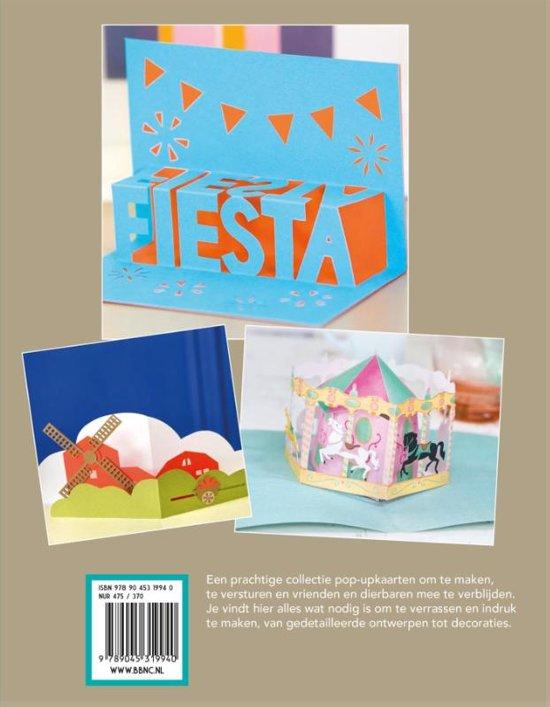 Bekend bol.com | Pop-up kaarten, Emily Gregory | 9789045319940 | Boeken #DK39