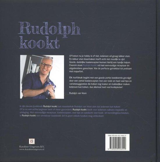 Nieuw bol.com | Rudolph kookt, Rudolph van Veen | 9789045206929 | Boeken ON-68
