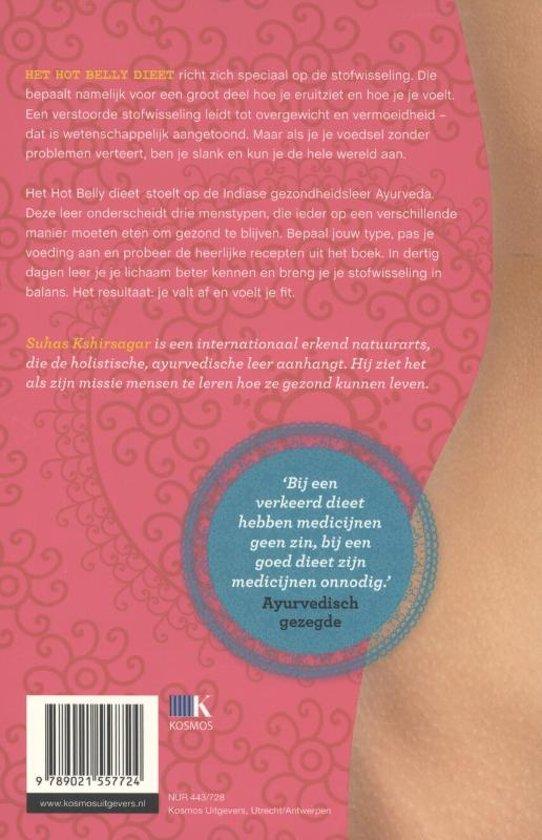 hot belly dieet recepten