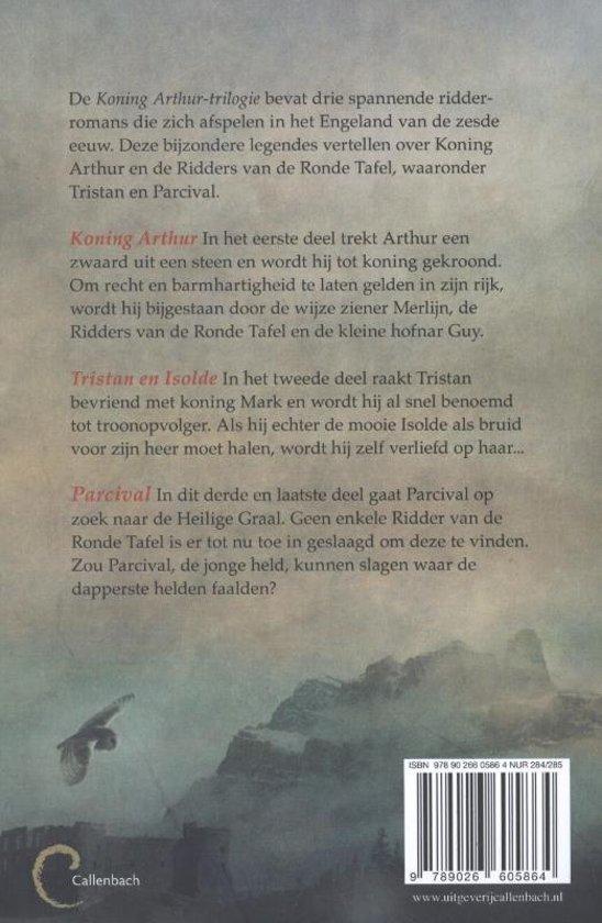 Ronde Tafel Koning Arthur.Bol Com Koning Arthur Trilogie Jaap Ter Haar 9789026605864 Boeken