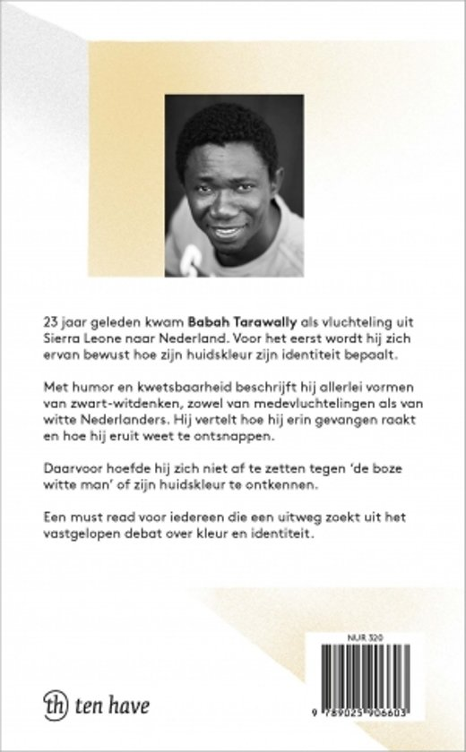 e45750d2db5 bol.com | Gevangen in zwart wit denken, Babah Tarawally ...