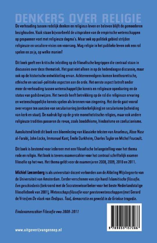 Bolcom Rede En Religie 9789055157266 M Leezenberg