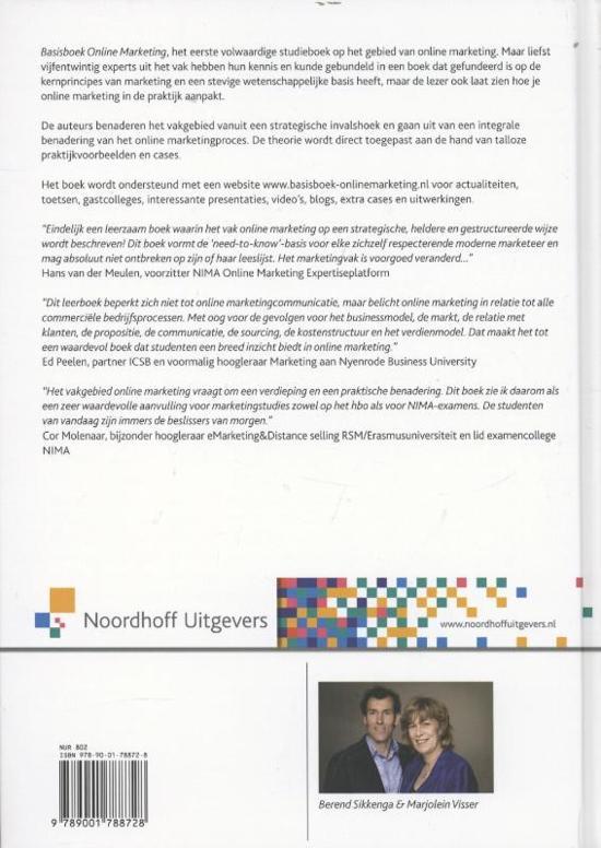 Marketingcommunicatiestrategie floor en van raaij online dating