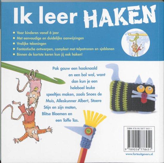 Bolcom Ik Leer Haken Lucinda Guy 9789058778451 Boeken