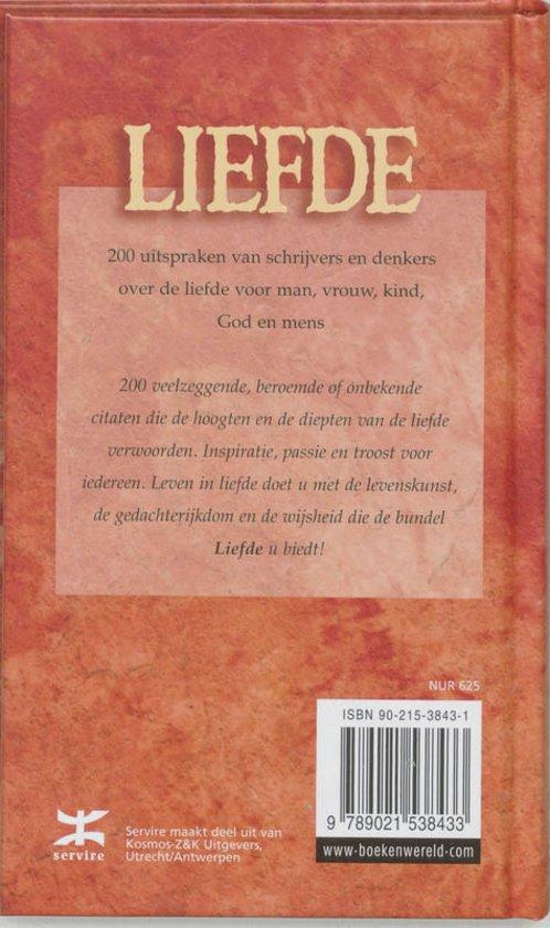 Beroemde Citaten Uit Boeken : Bol.com liefde onbekend 9789021538433 boeken