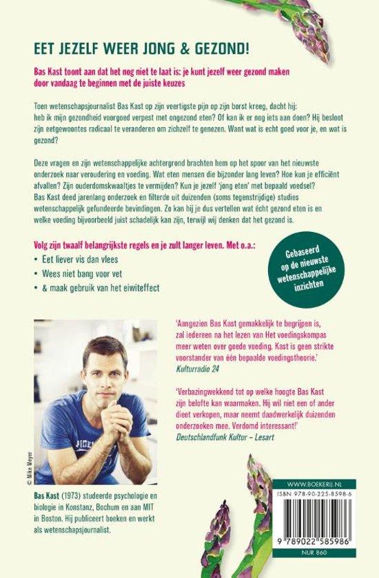 Bolcom Het Voedingskompas Bas Kast 9789022585986 Boeken