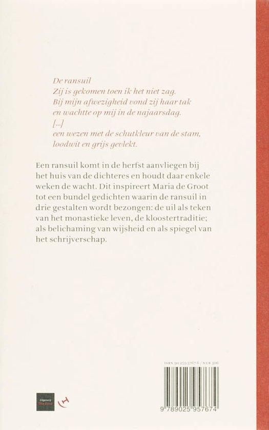 Bolcom De Komst Van De Ransuil M De Groot