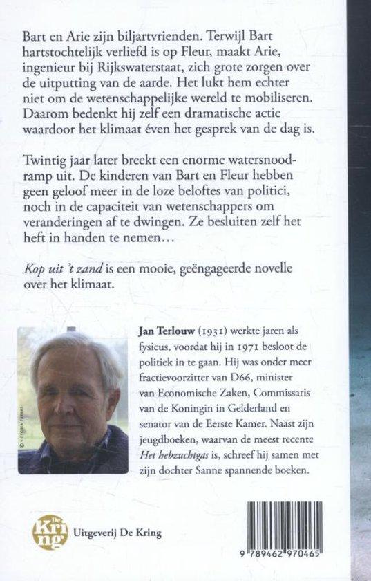 Bolcom Kop Uit T Zand Jan Terlouw 9789462970465 Boeken