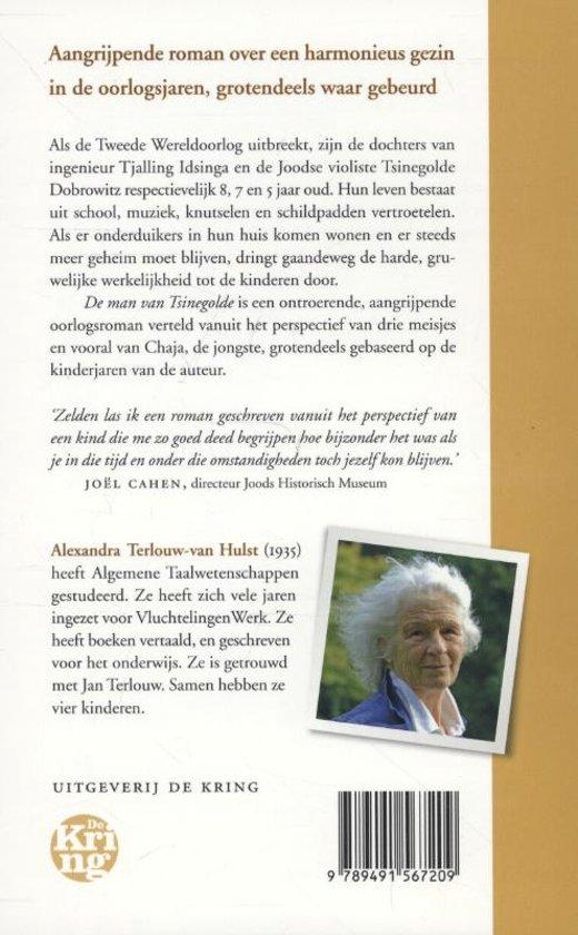 Bolcom De Man Van Tsinegolde Alexandra Terlouw Van Hulst