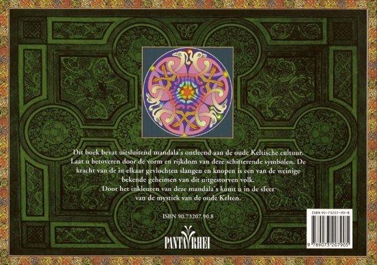 Kleurplaten Keltische Mandala.Bol Com Keltische Mandala S Klaus Holitzka 9789073207905 Boeken