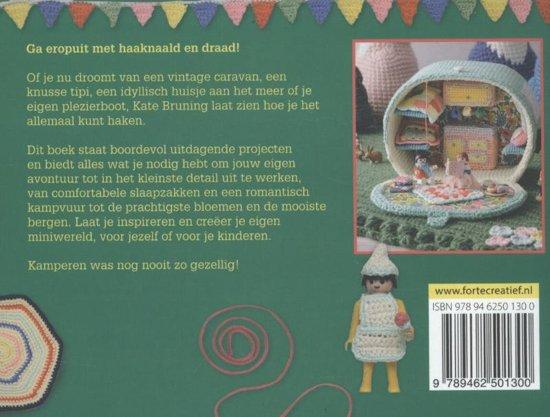 Bolcom Haak Je Eigen Camping Kate Bruning 9789462501300 Boeken