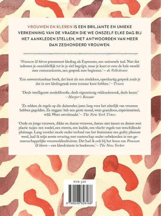 081237e84fd bol.com | Vrouwen & kleren, Sheila Heti | 9789048826186 | Boeken
