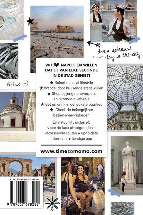 Bolcom Time To Momo Napels Iris De Brouwer 9789057678288
