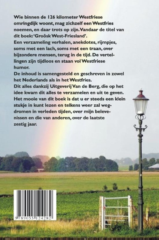 westfriese spreuken en gezegden bol.| Groosk West Friesland | 9789055124282 | Peter Koomen  westfriese spreuken en gezegden