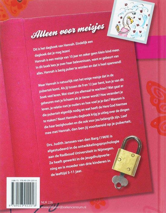 e83c673449d bol.com | Alleen voor meisjes, J. Janssen-van den Barg ...
