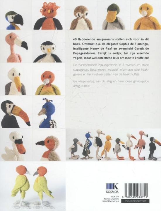 Bolcom Vreemde Vogels Haken Kerry Lord 9789043918701 Boeken