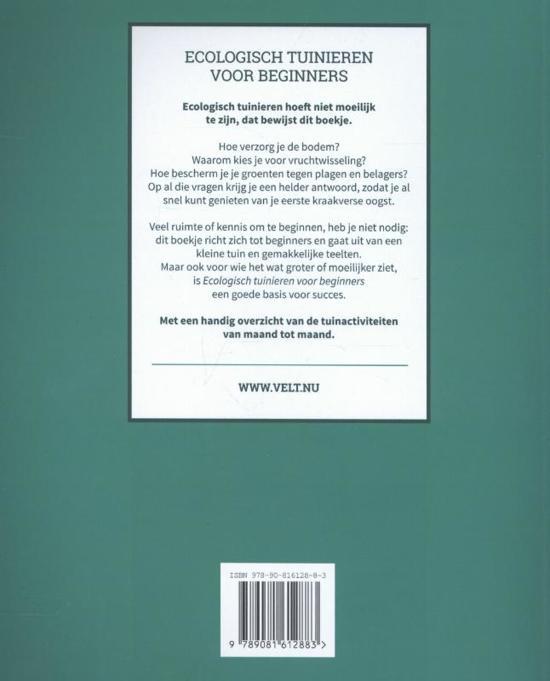 ecologisch tuinieren boek