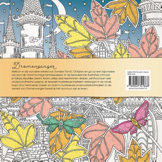 Bolcom Dromenvanger Tomislav Tomic 9789045321868 Boeken