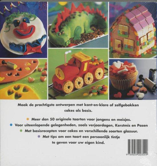 kindertaarten boek