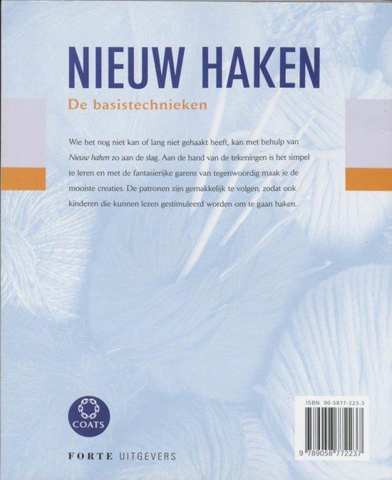 Bolcom Nieuw Haken Margriet Brouwer 9789058772237 Boeken