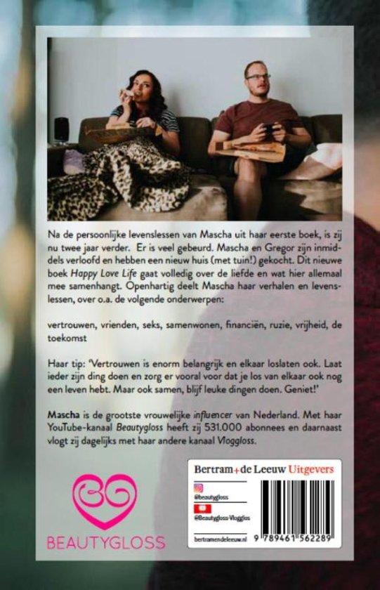 Bolcom Happy Love Life Mascha 9789461562289 Boeken