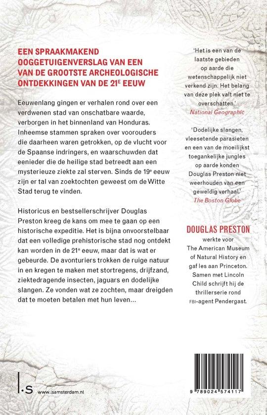 Bolcom De Verdwenen Stad Ebook Douglas Preston