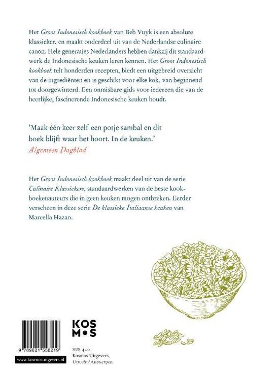 indonesische kookboeken