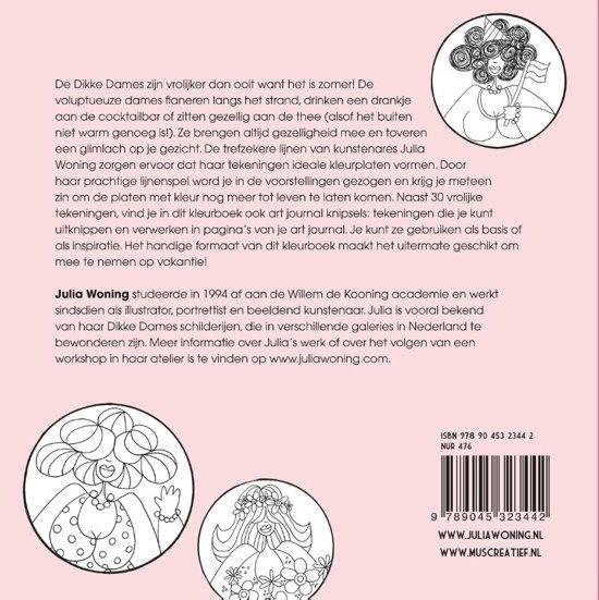 Bol Com Dikke Dames Zomertijd Julia Woning 9789045323442 Boeken
